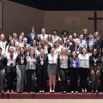 DECA Members Bring Home 43 Medals and 33 State Qualifiers