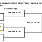 Girls BB SWDAB Sectional Bracket