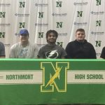 Five Thunderbolts sign letters of intent