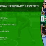 Saturday Feb 9 Events