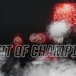 GWOC Night of Champions – Winter 2019