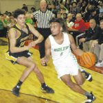Elks' hot shooting knocks T-Bolts out