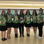 Northmont Girls Varsity Bowling finishes season with 8th place at Districts