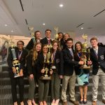 Northmont DECA has 11 become state Champions and 19 Qualify for the International Career Development Conference