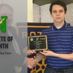 Rotary Athlete of the Month – Trent Maas