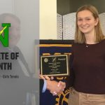 Rotary Athlete of the Month – Ashton Slusher