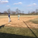 Varsity Baseball 1st Scrimmage Photo Gallery