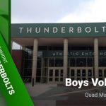 Volleyball Quad 3/23