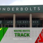 Track – March 26