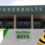 Volleyball Tonight vs Centerville