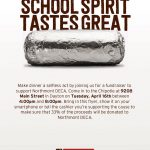 Support Northmont DECA at Chipotle April 16th