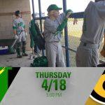 Baseball Thursday