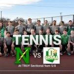 Tennis Sectional 2019
