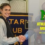 Rotary Athlete of the Month – Leila Hill