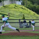 Varsity Baseball shuts out Fairborn in Sectionals