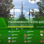 Boys 2019 Soccer Schedule
