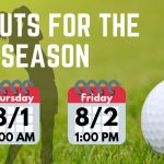 Tryouts for the 2019 golf season