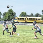 Northmont hosts Seven-on-Seven Camp