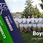 Boys Golf 8/14