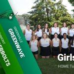 Girls Golf 8/20