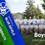Boys Golf 8/21