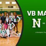 Volleyball 8/22 at Springboro