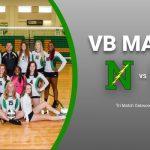 Volleyball match 8/24
