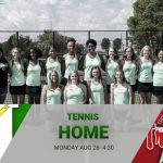 Tennis vs Troy 8/26