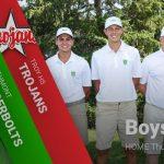 Boys Golf vs Troy