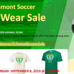 Soccer Spirit Wear
