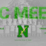 XC Meet at Greenville