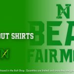 Beat Fairmont – White out Shirts Available
