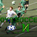 Boys Soccer at Miamisburg