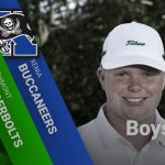 Boys Golf at Xenia