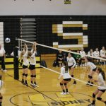 Volleyball JV vs Sidney Photo Gallery