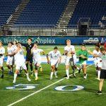 Northmont Men's Varsity Soccer defeats Miamisburg