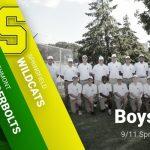 Boys Varsity Golf finishes 8th place at Springfield Invite