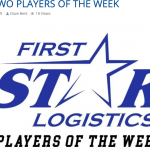 Week 2 – First Star Players of the Week – Keaton Kesling