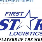 Week 2 – First Star Players of the Week – Keaton Kesling
