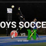 Boys Soccer at Tecumseh