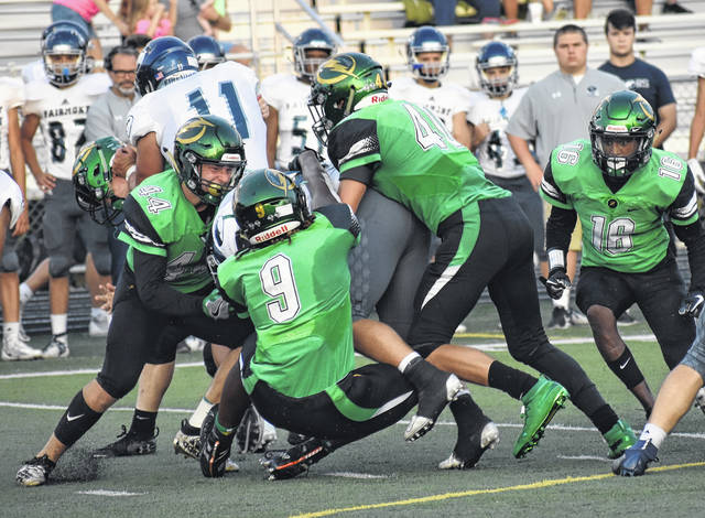 Northmont sails past Firebirds 28-14