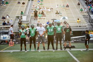 Northmont Varsity Football vs Fairmont 09.13
