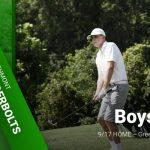 Boys Golf vs Greenville/Tipp City