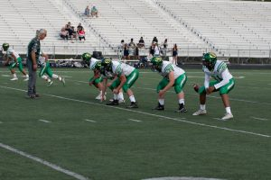 Freshman Football vs Springfield September 19