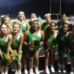 Northmont Thunderbolts cheerleaders – Cheer week 4