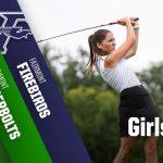 Girls Golf vs Fairmont