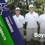 Boys Golf vs Fairmont