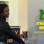 Rotary Athlete of the Month – Jaiden Cameron