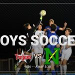 Boys Soccer at Troy