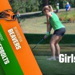 Girls Golf vs Beavercreek